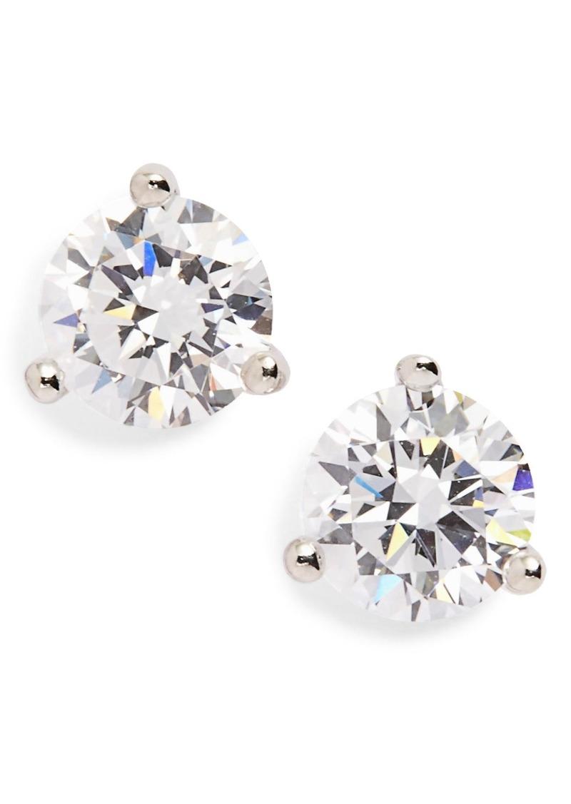 Nordstrom 1ct tw Cubic Zirconia Earrings