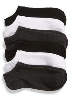 Nordstrom 6-Pack Footie Socks