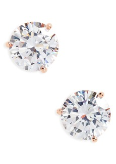 Nordstrom 8ct tw Cubic Zirconia Stud Earrings