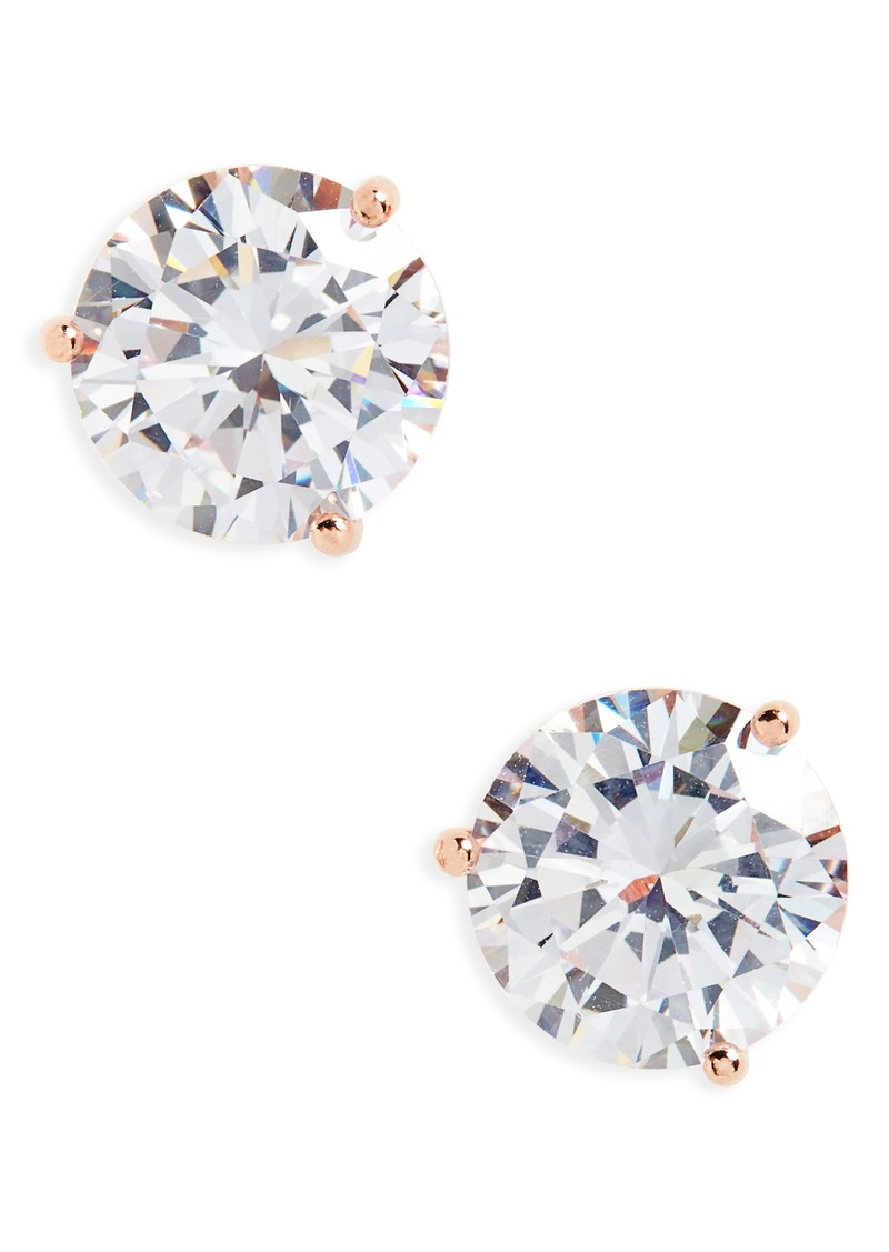 1b43fd11851717 Nordstrom Nordstrom 8ct tw Cubic Zirconia Stud Earrings | Jewelry