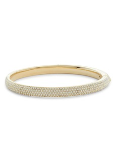 Nordstrom All Over Pavé Crystal Bangle