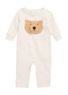Nordstrom Baby Cozy Bear Romper (Baby Boys)