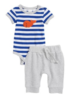 Nordstrom Baby Goldfish Bodysuit & Pants Set (Baby)