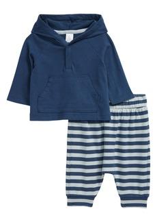 Nordstrom Baby Hoodie & Pants Set (Baby)