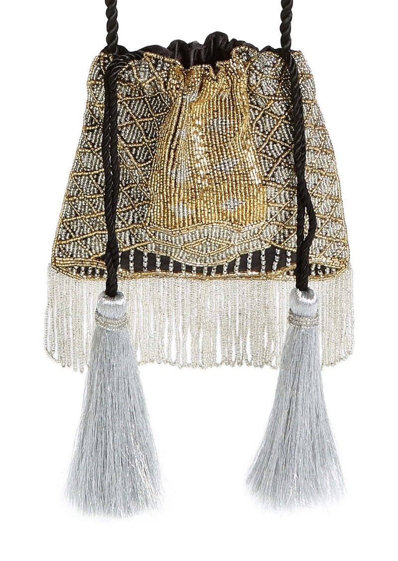 Nordstrom Beaded Pouch