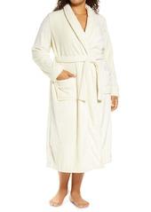 Nordstrom Bliss Plush Robe (Plus Size)