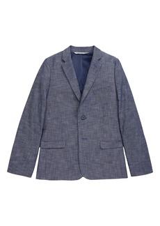 Nordstrom Chambray Sport Coat (Big Boy)