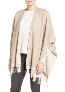 Nordstrom Collection Cashmere Capelet