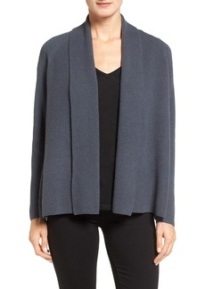 Nordstrom Collection Cashmere Texture Knit Cardigan