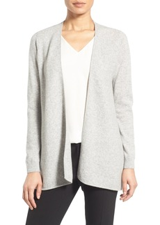 Nordstrom Collection Cashmere Waterfall Cardigan