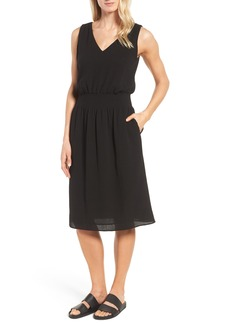 Nordstrom Collection Cotton Midi Dress