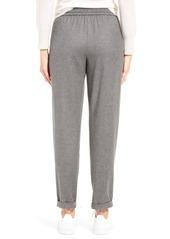 Nordstrom Collection Greta Flannel Drawstring Pants