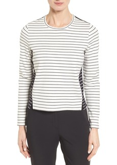 Nordstrom Collection Mix Stripe Top