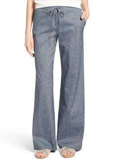 Nordstrom Collection Mélange Relaxed Drawstring Pants