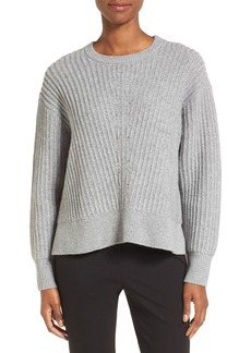 Nordstrom Collection Side Zip Pullover