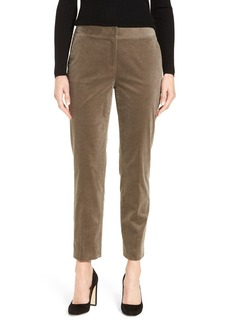 Nordstrom Collection Stretch Corduroy Ankle Pants