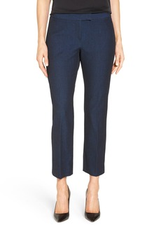 Nordstrom Collection Techno Stretch Crop Pants