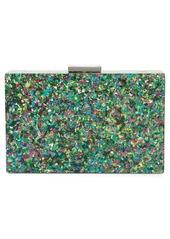 Nordstrom Confetti Box Clutch