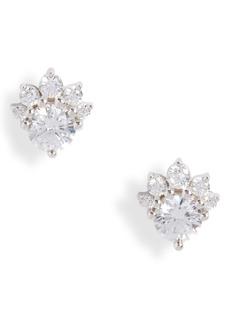 Nordstrom Crown Cluster Stud Earrings