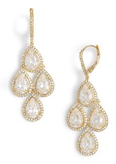 Nordstrom Crystal Chandelier Earrings