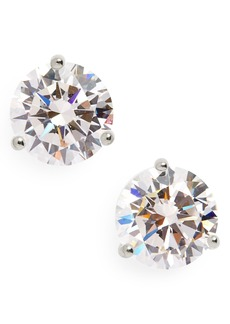 Nordstrom 3ct tw Cubic Zirconia Earrings