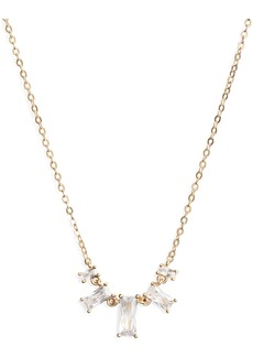 Nordstrom Cubic Zirconia Necklace