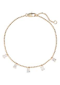 Nordstrom Cubic Zirconia Shaker Bracelet