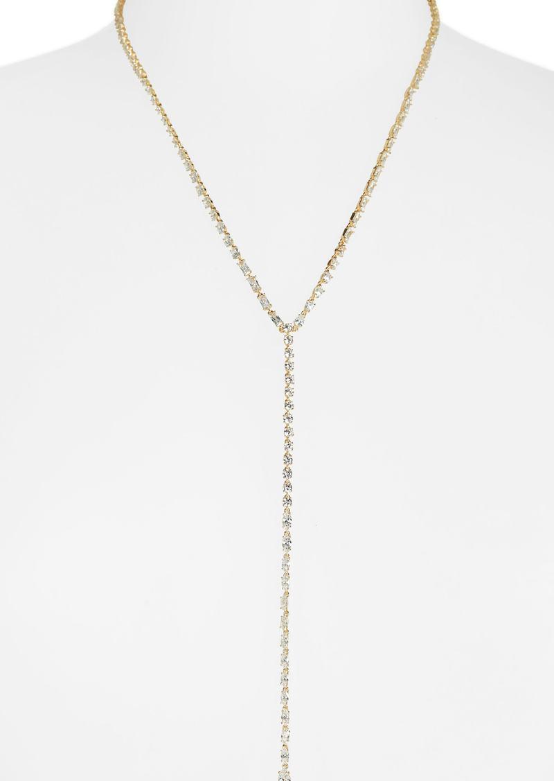 029d96180 Nordstrom Nordstrom Cubic Zirconia Y-Necklace   Jewelry
