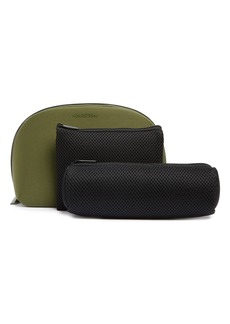 Nordstrom Curved Cosmetic Bag