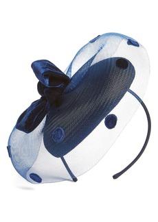Nordstrom Dot Veil Fascinator Headband