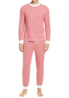 Nordstrom Fam Jam Two-Piece Thermal Pajamas