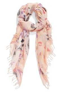 Nordstrom Fauvist Forest Scarf
