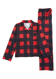 Nordstrom Flannel Pajamas (Toddler Boys, Little Boys & Big Boys)