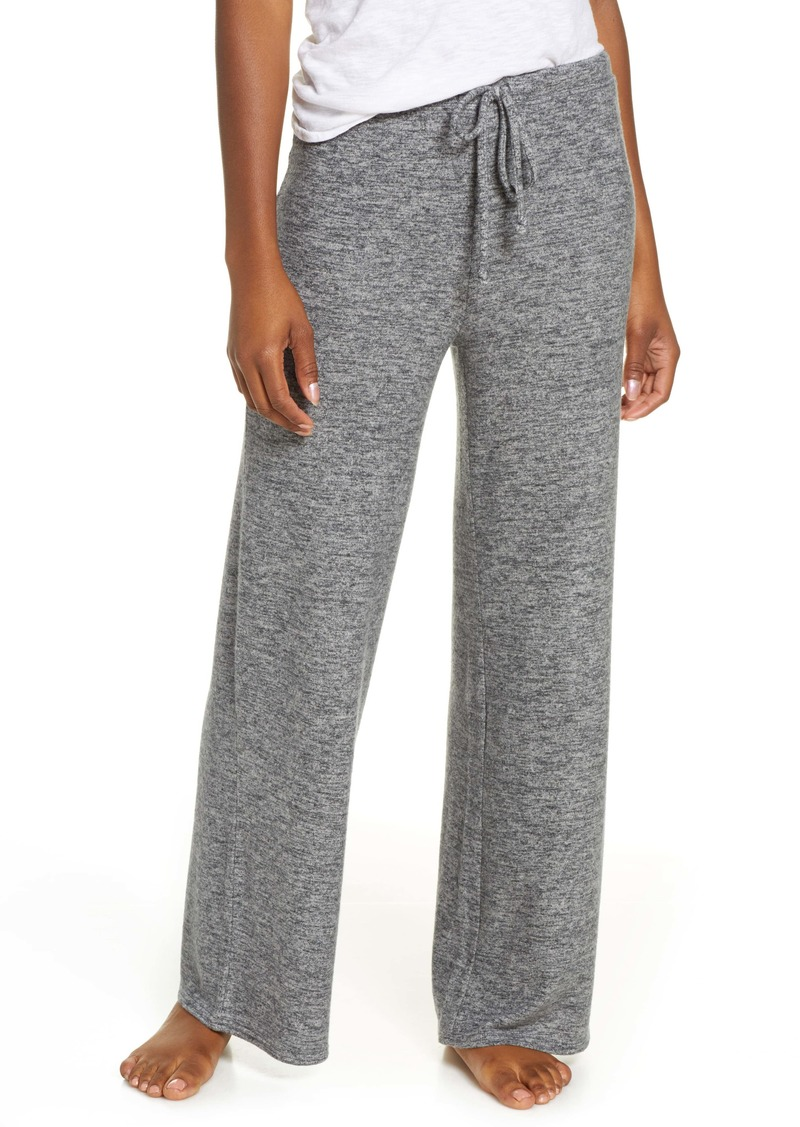 Nordstrom Flare Leg Lounge Pants