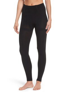 Nordstrom Fleece Lined Footless Tights (2 for $24)