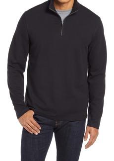 Nordstrom Fleece Quarter-Zip Pullover
