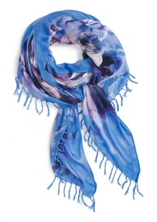 Nordstrom Flora Obscura Scarf