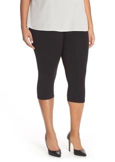 Nordstrom 'Go To' Capri Leggings (Plus Size)