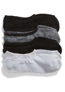 Nordstrom REPREVE® 4-Pack Cushion Liner Socks