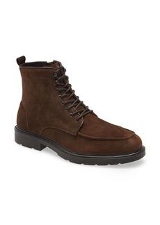 Nordstrom Janson Waterproof Moc Toe Boot (Men)