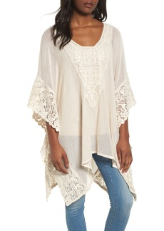 Nordstrom Lace Poncho
