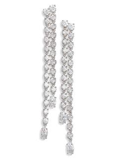 Nordstrom Linear Fringe Earrings