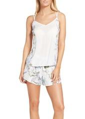 Nordstrom Lingerie Camisole & Shorts
