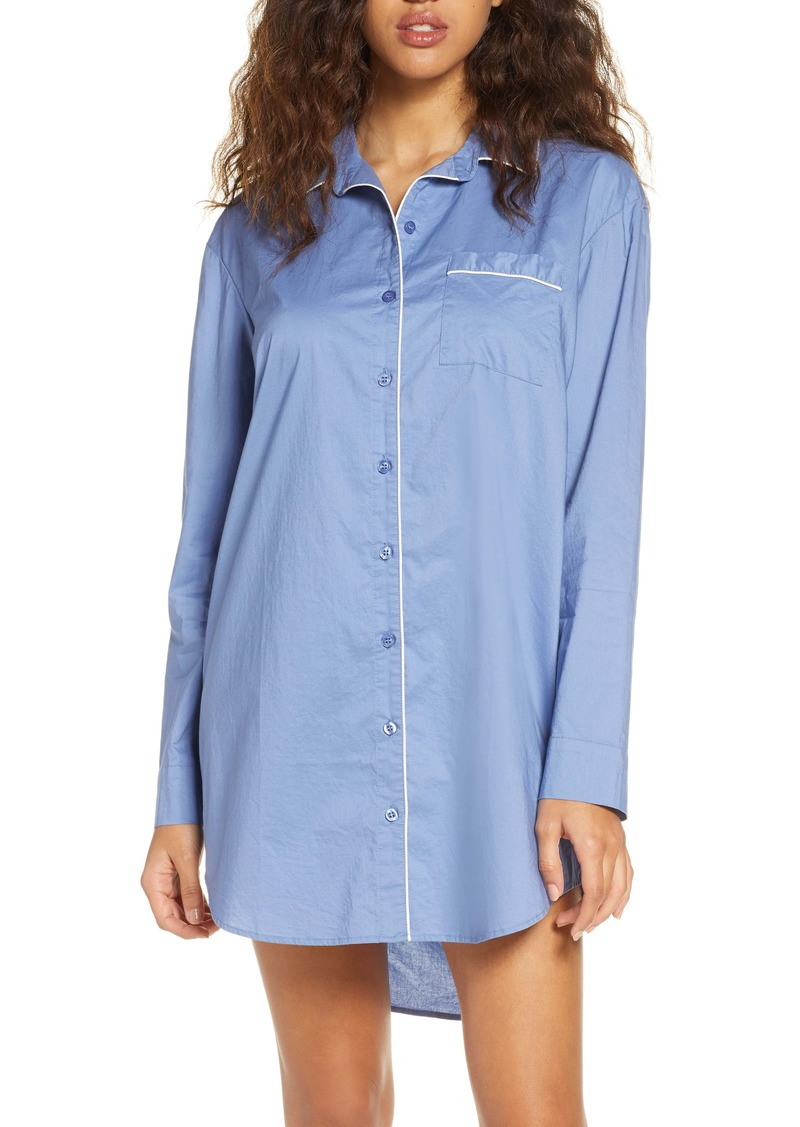 Nordstrom Lingerie Classic Nightshirt