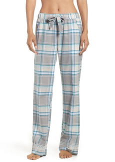 Nordstrom Lingerie Flannel Pajama Pants