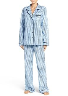 Nordstrom Lingerie Flannel Pajamas