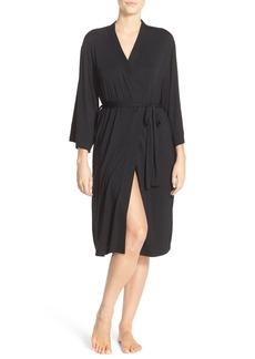 Nordstrom Lingerie 'Moonlight' Jersey Robe