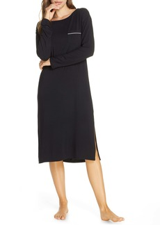 Nordstrom Moonlight Midi Nightshirt