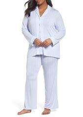 Nordstrom Lingerie 'Moonlight' Pajamas (Plus Size)