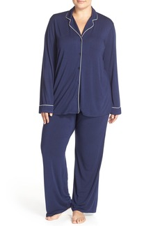 Nordstrom Lingerie 'Moonlight' Pajamas (Plus Size)